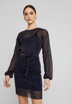 Nly by Nelly - SHIMMER DRESS - Robe de soirée - blue