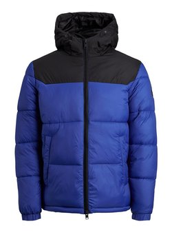Jack & Jones - JJDREW PUFFER HOOD - Winterjacke - surf the web