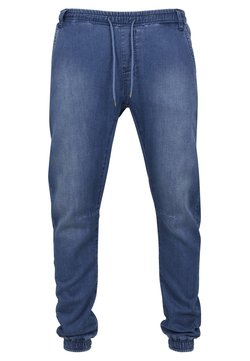 Urban Classics - Jeans Relaxed Fit - blue washed