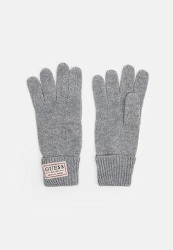 Guess - GLOVES - Fingerhandschuh - grey