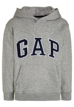 GAP - BOYS ACTIVE ARCH  - Kapuzenpullover - light heather grey