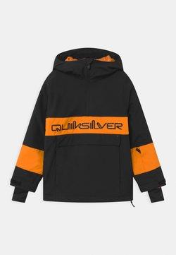 Quiksilver - STEEZE YOUTH UNISEX - Kurtka snowboardowa - true black