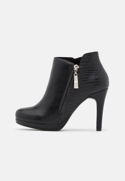 Wallis - ACER - High heeled ankle boots - black