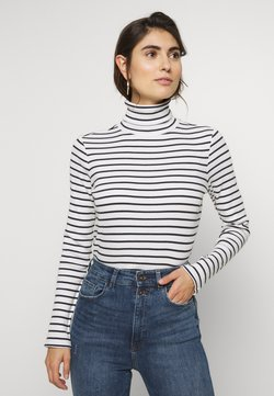 s.Oliver - Long sleeved top - creme