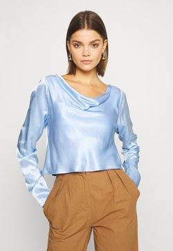 The East Order - VICTORIA - Bluse - periwinkle