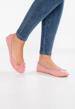 Anna Field - Klassischer  Ballerina - pink