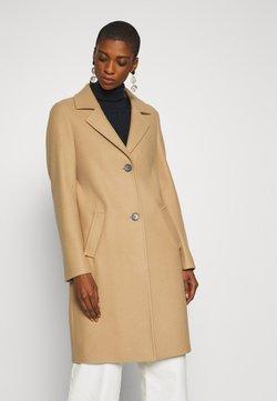 s.Oliver - langarm - Classic coat - beige