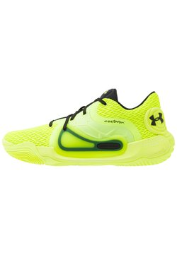 Under Armour - SPAWN 2 - Basketbalschoenen - x-ray/black