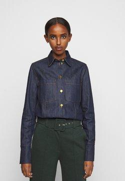 Victoria Victoria Beckham - CLASSIC - Hemdbluse - dark blue