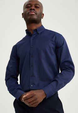 DeFacto - Businesshemd - indigo