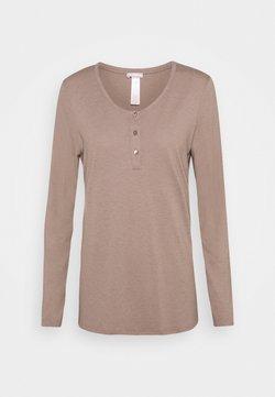Hanro - SLEEP & LOUNGE - Nachtwäsche Shirt - crockery