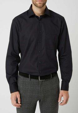OLYMP - REGULAR FIT - Businesshemd - schwarz