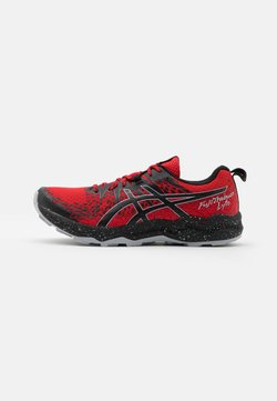 ASICS - FUJITRABUCO LYTE - Zapatillas de trail running - classic red/black