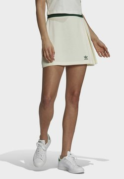 adidas Originals - TENNIS LUXE SKIRT ORIGINALS - Minirok - off white