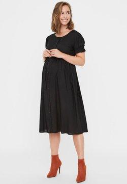 MAMALICIOUS - Sukienka z dżerseju - black