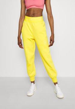 adidas by Stella McCartney - Spodnie treningowe - yellow