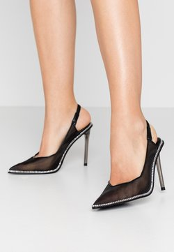 Steve Madden - SAVLAMAR - High Heel Pumps - black