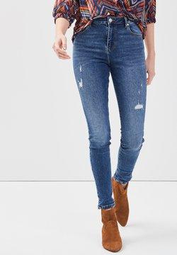 Cache Cache - MIT 5 TASCHEN - Jeans Skinny Fit - denim stone