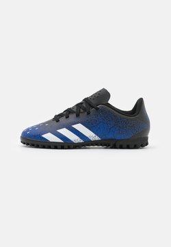 adidas Performance - PREDATOR FREAK .4 TF UNISEX - Botas de fútbol multitacos - royal blue/footwear white/core black