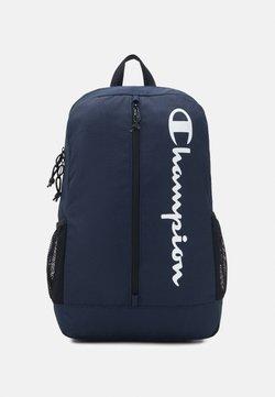 Champion - LEGACY BACKPACK - Reppu - dark blue/anthracite