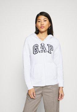 GAP - Sweatjakke /Træningstrøjer - white