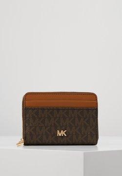 MICHAEL Michael Kors - MOTT COIN CARD CASE COATED - Portefeuille - brown