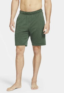 Nike Performance - DRY SHORT HYPERDRY YOGA - kurze Sporthose - galactic jade/sequoia/(blk)