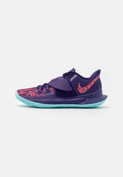 Nike Performance - KYRIE LOW 3 - Indoorskor - new orchid/chile red/glacier ice