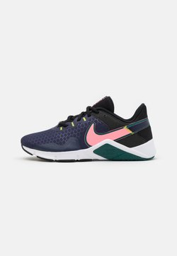Nike Performance - LEGEND - Sports shoes - blackened blue/sunset pulse