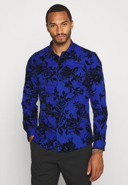 Twisted Tailor - MARSHALL SHIRT - Skjorter - blue