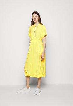 Marc Cain - Vestido ligero - yellow