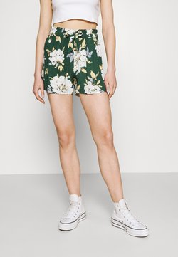 Vila - VIMESA TIE - Shorts - garden topiary