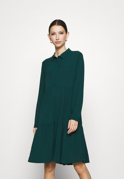 JDY - JDYPIPER DRESS - Vestido camisero - ponderosa pine