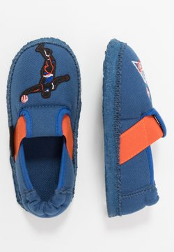 Nanga - BASKETBALLER - Tofflor & inneskor - blau