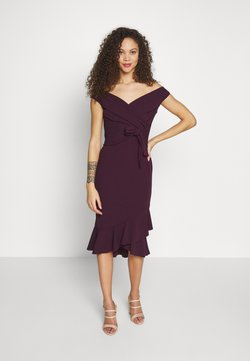 SISTA GLAM PETITE - CLELIAH PETITE - Cocktail dress / Party dress - mulberry