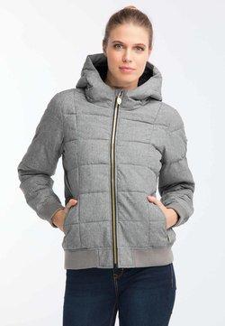 myMo - Winterjacke - light grey