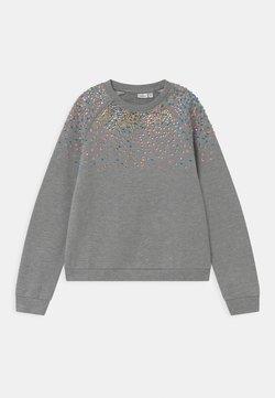 Name it - NKFNAIMMA - Sweatshirt - grey melange