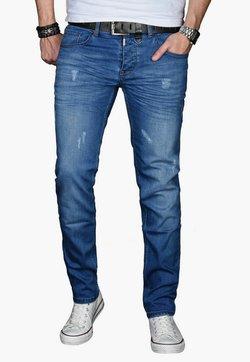 Alessandro Salvarini - Jeans Slim Fit - blau