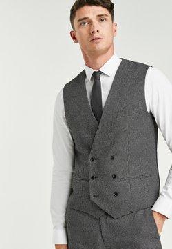 Next - Gilet de costume - grey