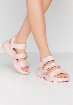 Skechers Sport - CALI - Sandalias con plataforma - light pink