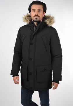 Solid - FRIGO - Wintermantel - black