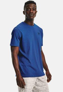 Under Armour - UA SPORTSTYLE LC - T-Shirt basic - dark blue