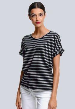 Alba Moda - T-Shirt print - schwarz,off-white