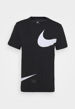 Nike Sportswear - TEE - T-shirt imprimé - black