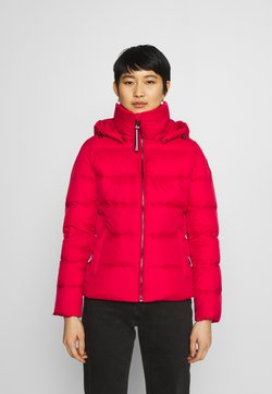 Tommy Hilfiger - GLOBAL STRIPE - Daunenjacke - primary red