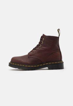 Dr. Martens - 101 - Lace-up ankle boots - cask