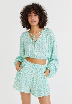 PULL&BEAR - Bluse - off-white