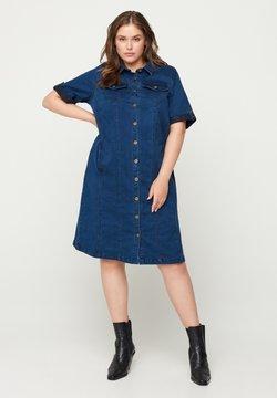 Zizzi - Jeanskleid - blue