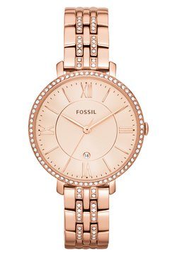 Fossil - JACQUELINE - Montre - rose gold-coloured