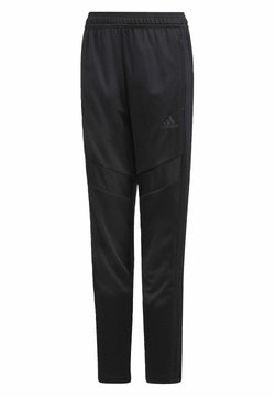 adidas Performance - TIRO 19 AEROREADY PANTS - Verryttelyhousut - Black